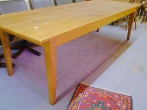 großer Esstisch lange Tafel langer Holz Esstisch Tisch  [Schw