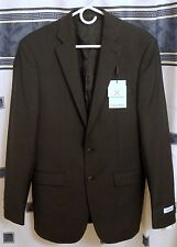 Calvin Klein X Charcoal Gray Extreme Slim Fit Jacket 38R
