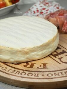 French Smoked brie 1kg cheese