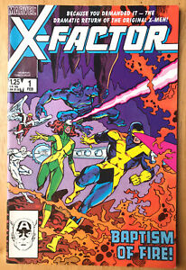 X Factor 1,2,3,4,5,6,7,8,9,10,11,12 - 1st Appearance Apocalypse Original X Men