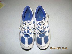 Z-Coil Shoes Mens sz 10m White/Blue