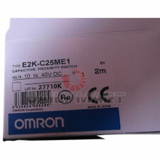 Brand New Omron E2K-C25ME1 E2KC25ME1 Capacitive Proximity Switch Sensor Detector