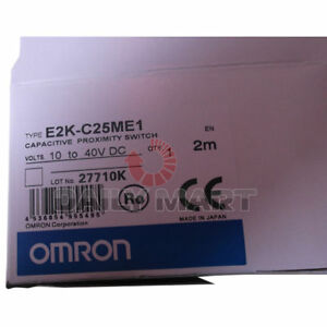 Brand New Omron E2K-C25ME1 E2KC25ME1 Capacitive Proximity Switch Sensor Detector