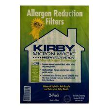 2er Pack Original Kirby Filtertüten / Staubsaugerbeutel für alle Modelle /205811