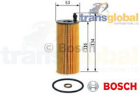 Engine Oil Filter Suitable for Various Vehicles - Bosch - F026407123