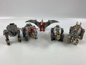 vintage g1 transformers dinobots Set Loose Figures Only