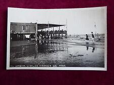Postcard Italy, Venedig / Venezia, Lido-Lo Terrazza sul Mare, Echtfoto um 1930
