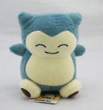 "Nintendo Pokemon Center Go Plush Toy Snorlax Kabigon Stuffed Animal Cute Doll 6"""
