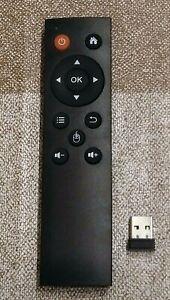 Universalfernbedienung USB 2.4G PC + Android TV Box MIT Air Maus und OHNE Gyro
