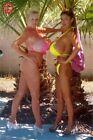 Kayla Kleevage and Minka 9 4x6 GLOSSY PHOTO