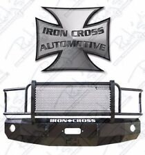 Iron Cross HD Grille Guard Front Bumper 88-98 Chevy / GMC Pickup Truck 24-515-88