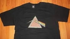 Rockware STYLIZED Subtle PINK FLOYD dark side of the Moon Shirt LARGE mens women