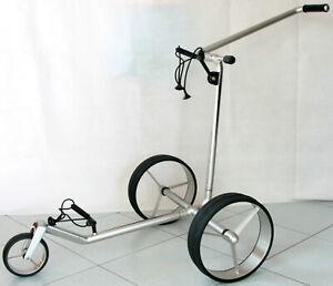JUCAD Carbon 3Rad Golftrolley