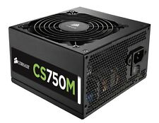 Corsair CS750M 750W Modular PC Gaming PSU Quiet PC Power Supply -  CP-9020078-UK