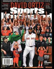 Sports Illustrated 2016 Boston Red Sox David Ortiz 'BIG PAPI' NR/Mint No Label
