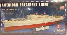 Lindberg 1/350  American President's Ocean Liner 77224