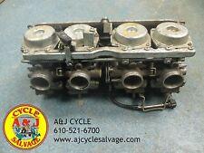 1987-1990 Honda CBR 600 F1 Carburetor, carbs, gas and fuel carburetors,