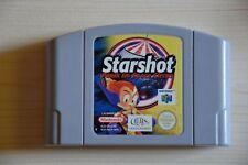 N64-starshot: panique au space circus pour Nintendo 64