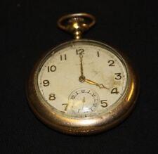 Vintage Yale Pocket Watch Gold filled 15 Jewels Run