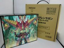 Tengen Toppa Gurren Lagann Complete Blu-ray Box Limited Edition japan New Rare