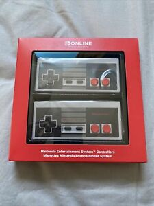 New & Unopened Nintendo Switch NES Controllers.