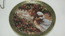 Night Before Christmas Collectible Plate LE Victorian christmas 1996 Reco pl446