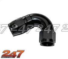 120 FULL FLOW PTFE (TEFLON) BRAIDED FITTING -12 Compatible w/ Aeroflow Speedflow