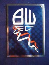 Match Attax 2009/10 - Bolton Wanderers badge