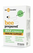 Bee Prepared Max Strength - 20caps