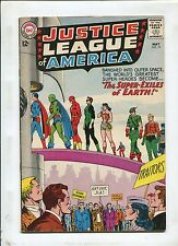 Justice League Of America #19 (5.5) The Super Exiles Of Earth! 1963