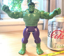 Incredible Hulk Action Figure Marvel Great Condition Official