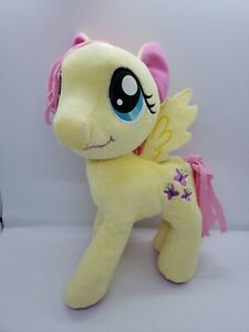 My Little Pony Plush Yellow Wings Shutterfly 12 inches Tall Stuffed Pony