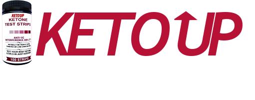 KETO UP KETONE TEST STRIPS