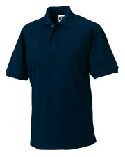 Russell Hardwearing Polo Shirt French Navy Wholesale 599m 5xl