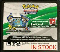 Pokemon SM Unbroken Bonds TCG - Reshiram & Charizard Elite Trainer Box Code FAST