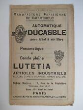C Manufacture Parisienne de CAOUTCHOUC