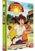 DVD Les Mystérieuses Cites D'or Tfou Video Saison 2 Partie 1 Neuf France