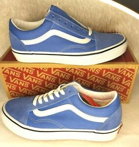 VANS Old Skool Ultramarine Blue Women's sz 7.5 Mens sz 6 Sneakers VN0A4BV5TGW