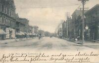 COSHOCTON OH - Main Street - udb - 1906