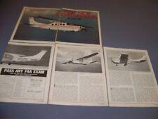 VINTAGE..1985 CESSNA P210 CENTURION..HISTORY/DETAILS..RARE! (462H)