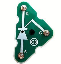 Elenco Snap Circuits: SCR Q3 (tested, works great) PN: 6SCQ3
