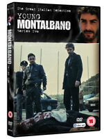 The Young Montalbano: Series Two DVD (2016) Michele Riondino cert 15 3 discs