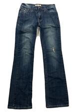 eoeo jeans size 9 blue