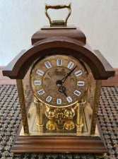 Hermle table clock