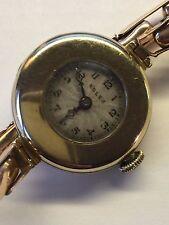 Rolex 9 Carat Gold Ladies Wrist Watch dated 1926