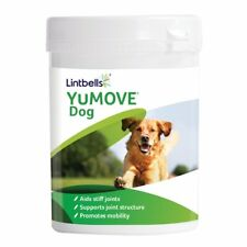 Lintbells (300 Tablets) YuMOVE Dog Joint Supplement for Stiff and Older Dogs.