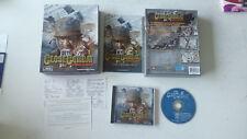 Close Combat IV 4 la bataille des ardennes PC big box grosse boite carton FR SSI