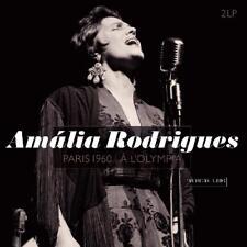AMALIA RODRIGUES - PARIS 1960/A L'OLYMPIA  2 VINYL LP NEW