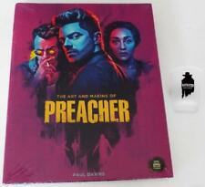 SDCC 2018 EXCLUSIVE The Art and Making of Preacher & LTD ED Shot Glass