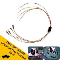 Upgrade HengLong 1/16 4th 2.4Ghz RC Tank 360 Degree Electric Slip Ring